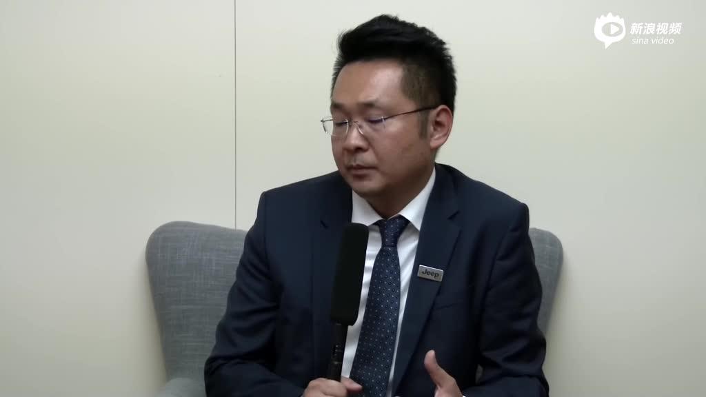 广汽菲亚特克莱斯勒汽车销售有限公司销售部高级副总裁 戚晓斐访谈