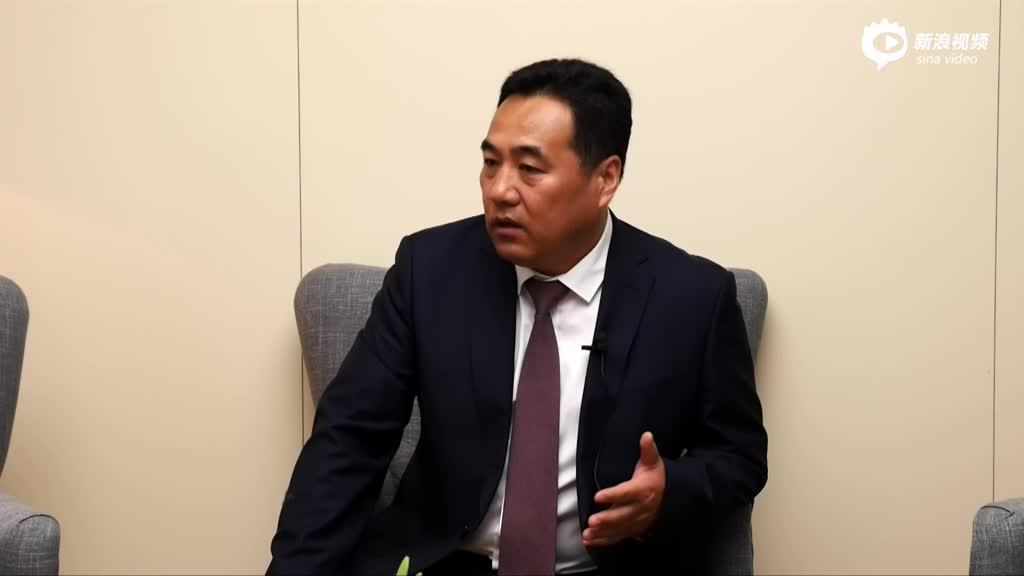 华晨汽车销售公司总经理 马晓峰访谈