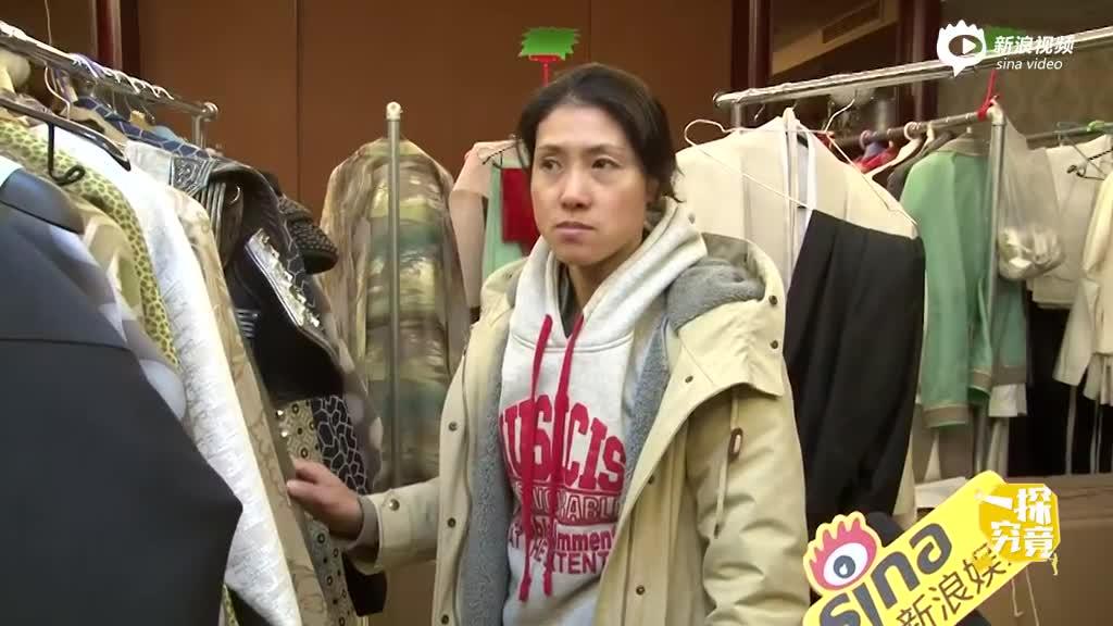 [一探究竟]小浪不仅见了陈伟霆 还试穿了《醉玲珑》戏服