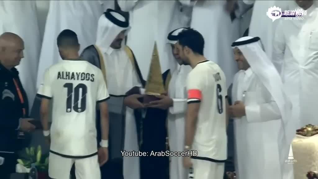 视频-职业生涯第29冠!哈维率队喜获卡塔尔杯冠军