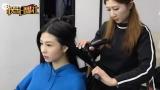 视频:邱淑贞15岁女儿沈月五官精致 黑热裤大秀逆天美腿