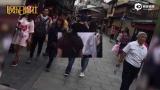 视频:林心如霍建华夫妻同游京都 十指紧扣形影不离