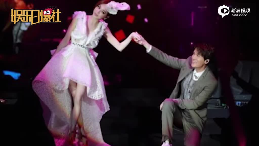 吴克羣突然求婚式下跪王心凌