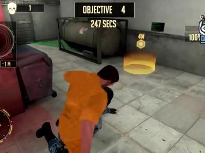 《生存监狱逃生V2》游戏视频