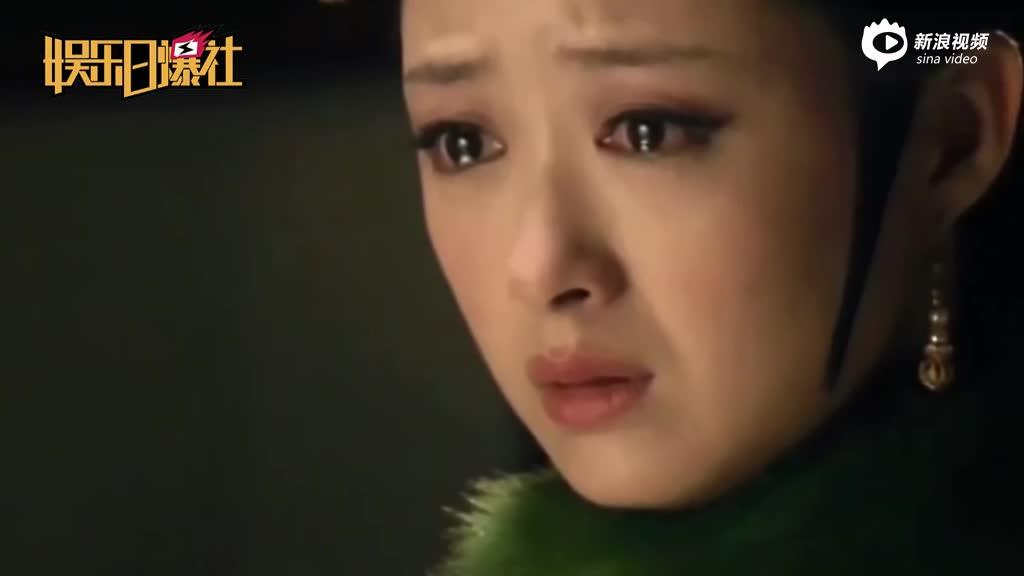 蒋欣早年和林志颖演吻戏