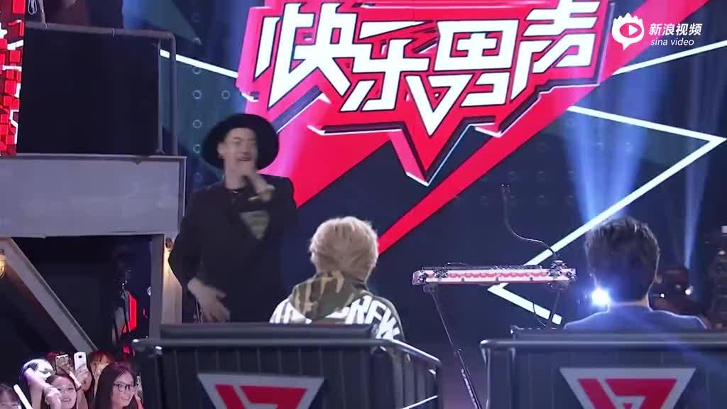 """罗志祥陈粒高喊""""要养鸡"""""""