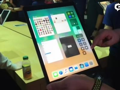 新iPad Pro及苹果AR上手体验