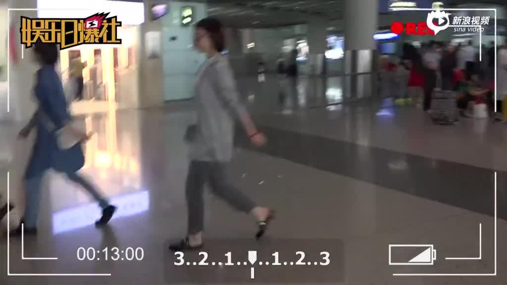 袁姗姗健身效果佳