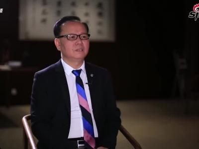 新浪对话九牧王董事长林聪颖
