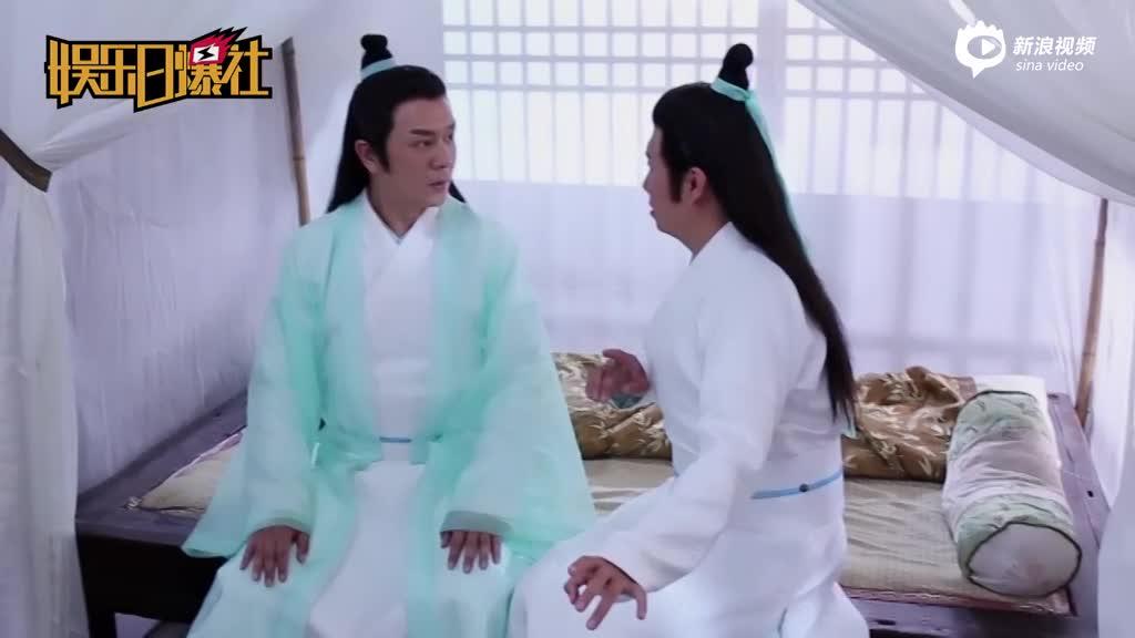 陈浩民扮演少年包青天探寻身世之谜