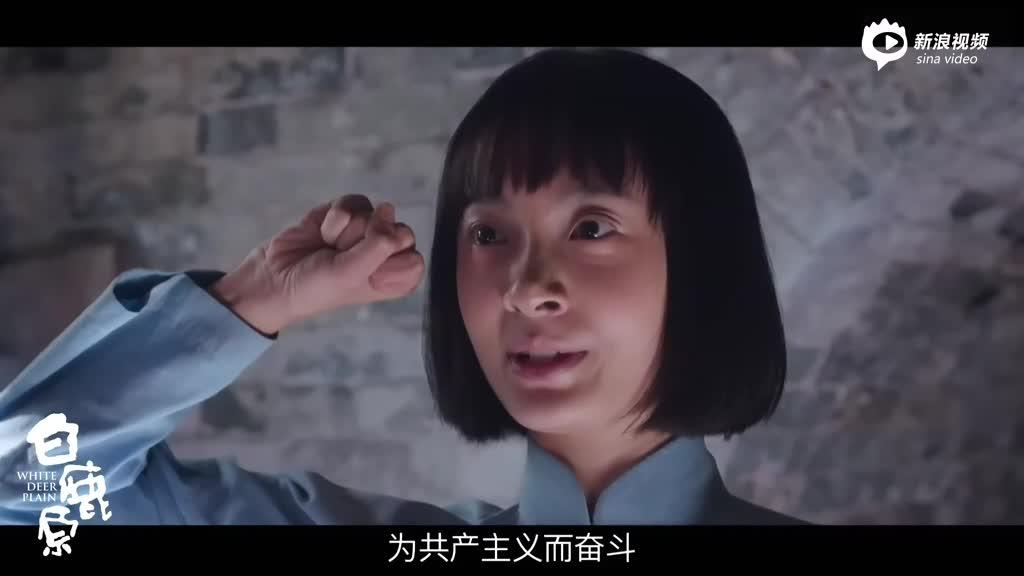 """《白鹿原》""""热血CP""""正片集锦"""