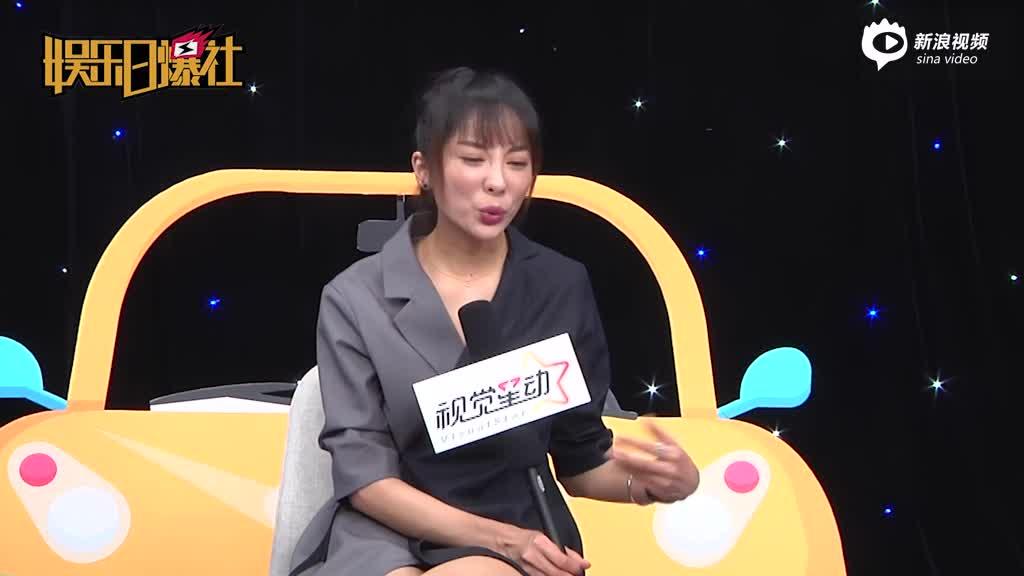 童苡萱宣传新作《缉枪》