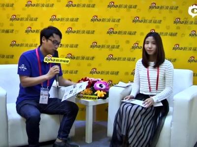 采访:厦门立达信照明有限公司高级商务经理 陈小飞