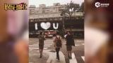 视频:超萌合体上街!星二代Mia咘咘Jojo三人并排站