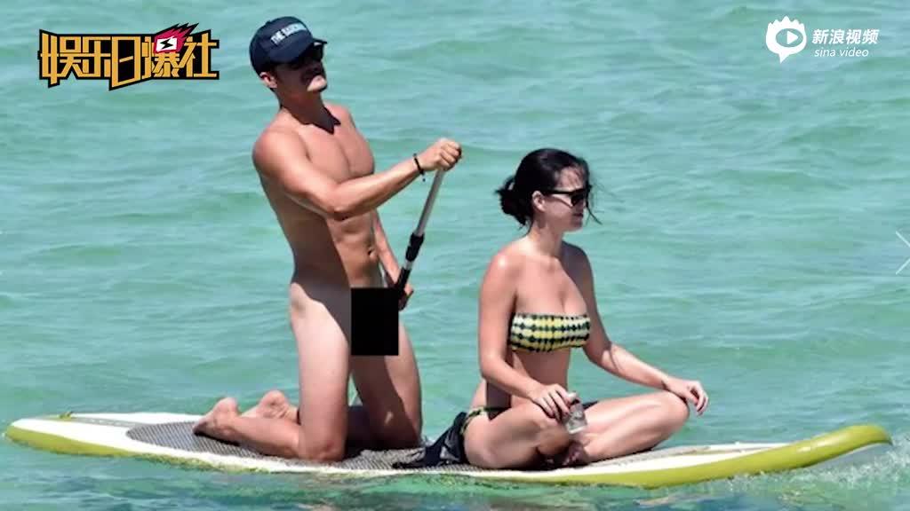水果姐首谈奥兰多脱光划船