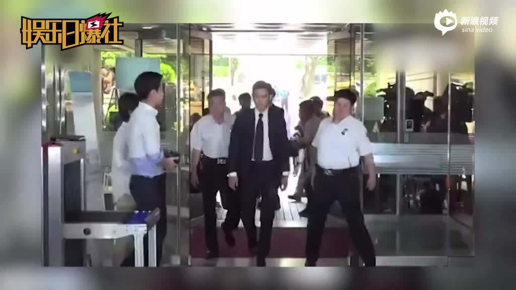 T.O.P庭审公开道歉