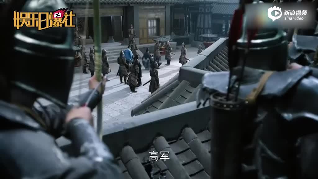 《醉玲珑》陈伟霆打戏热血沸腾上演凌王逼宫夺位