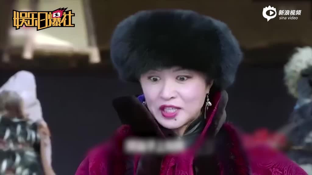 """张睿《林海雪原》圆""""英雄梦""""曝金星片场活跃积极领悟力强"""