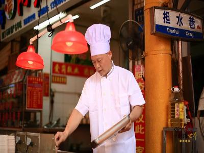 厦门八市传统美食手工艺人陈俊杰