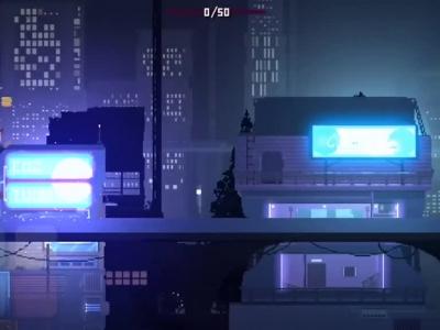 《网路庞克》游戏玩法视频