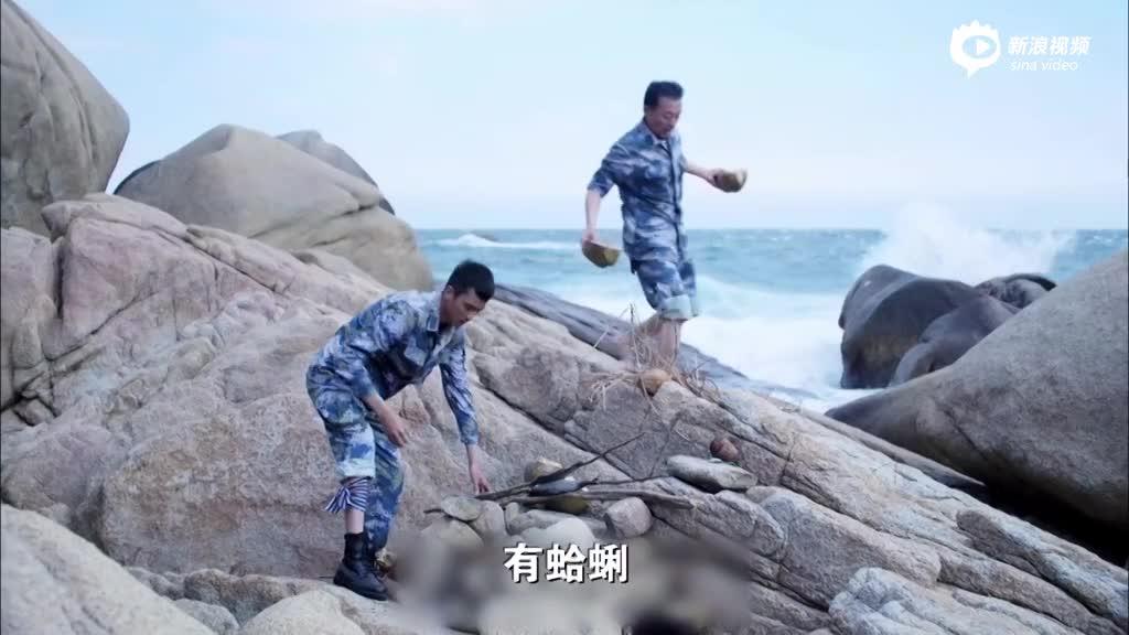 《深海利剑》曝预告花絮