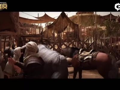 《黑色沙漠》奇幻之旅 国服最新宣传片曝出