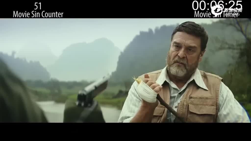 吐槽视频批评《金刚:骷髅岛》