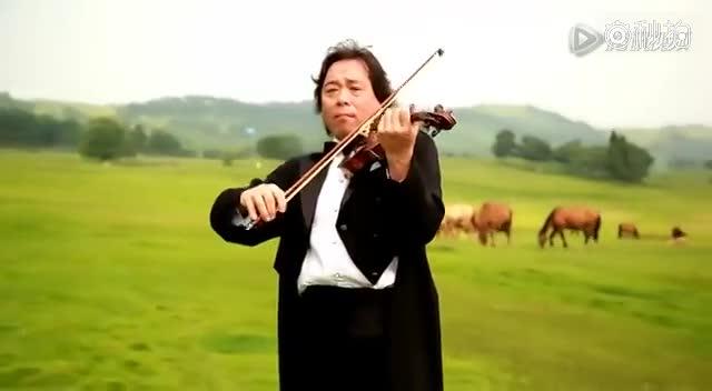 小提琴版《鸿雁》,好听!