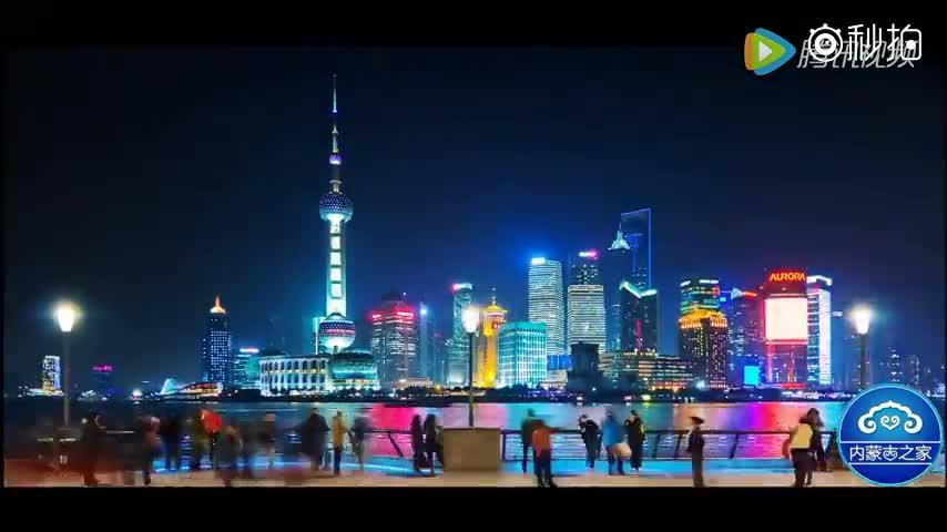 小提琴曲《我爱你中国》超清mv版