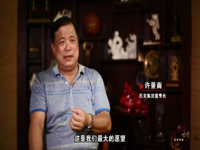 匹克集团董事长许景南