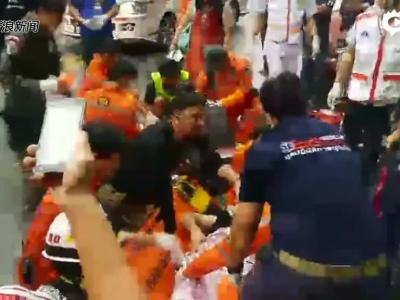 泰大巴撞车11名中国游客受伤