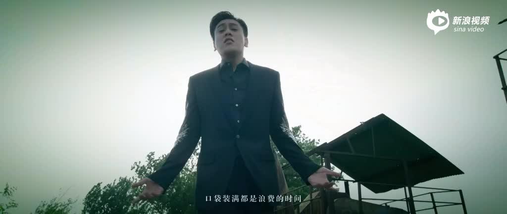 朱孝天《谜》MV太太演女主
