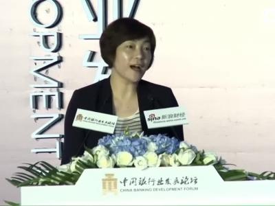 杜红:服务实体经济很重要