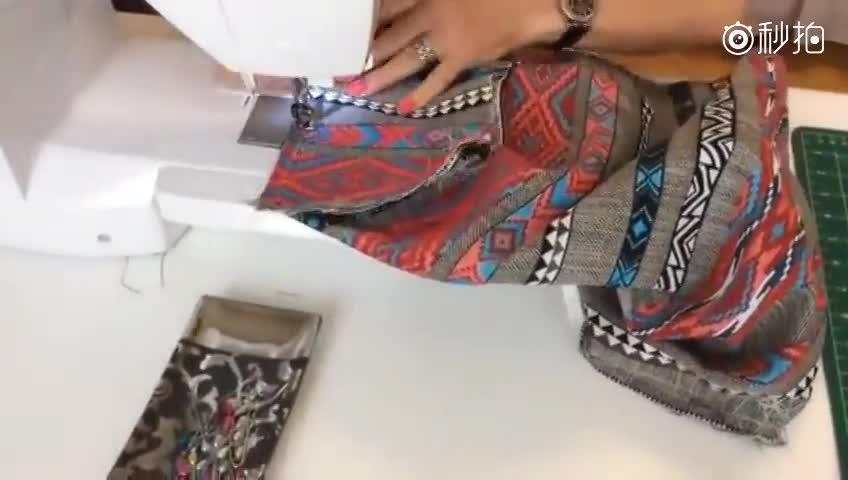 布包包diy--公众号可爱多手工艺术