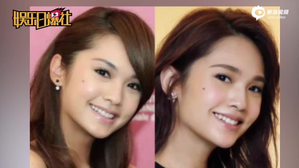 杨丞琳晒7年前后对比照