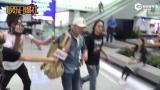 视频:谢霆锋与王菲蜜游东京回港 拒回应与王菲生日伴游