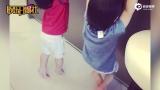 视频:林志颖晒双胞胎儿子健身照 小手紧抓双脚离地Q炸