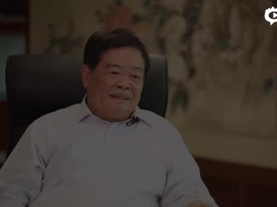 【100个微笑】曹德旺