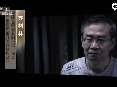 专题片《巡视利剑》开播:福建省原省委副书记、省长苏树林——把国有的石油企业当私人银行