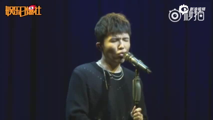 宋念宇北京办专辑首唱会