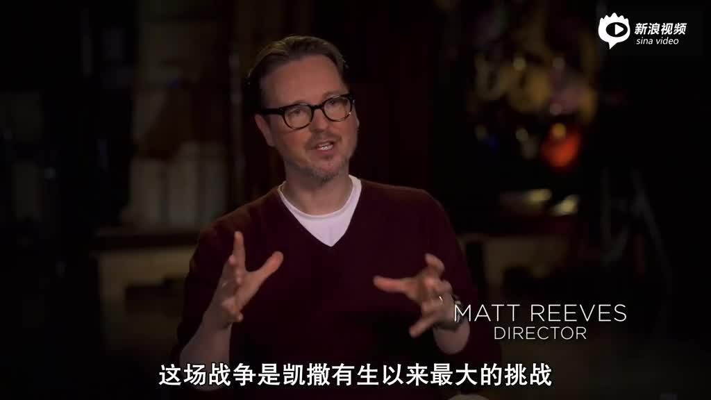 红魔球星亮相《猩球3》宣传片