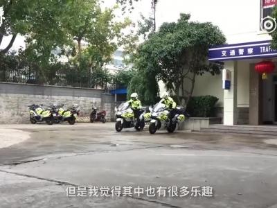 """坚守者 济南""""最暖交警""""刘贝利:婉拒家人邀约,上岗执勤"""