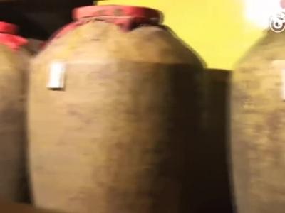 广西南丹一山洞藏5万吨酒