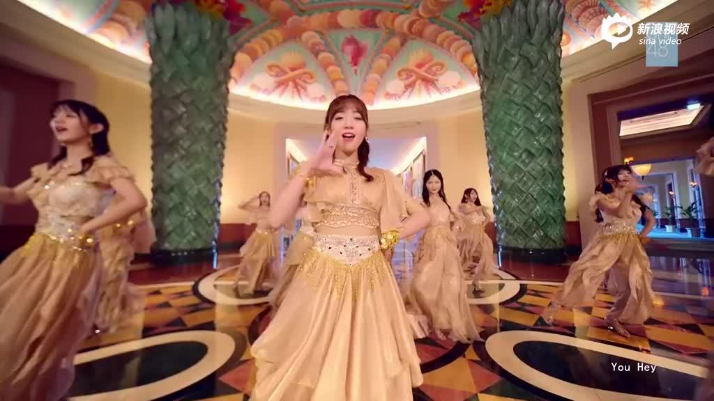 SNH48《绚丽时代》MV上线