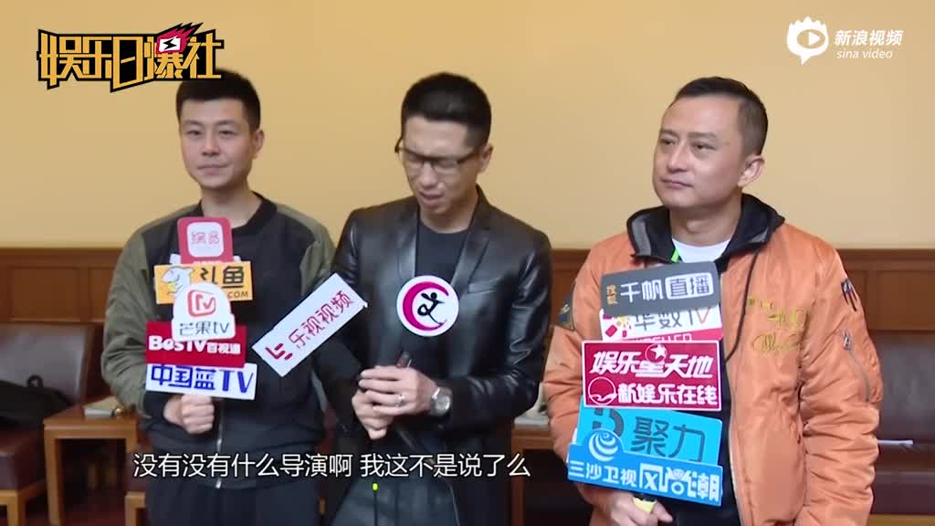 视频:王雷首当导演笑称很特别爱妻李小萌甜蜜探班