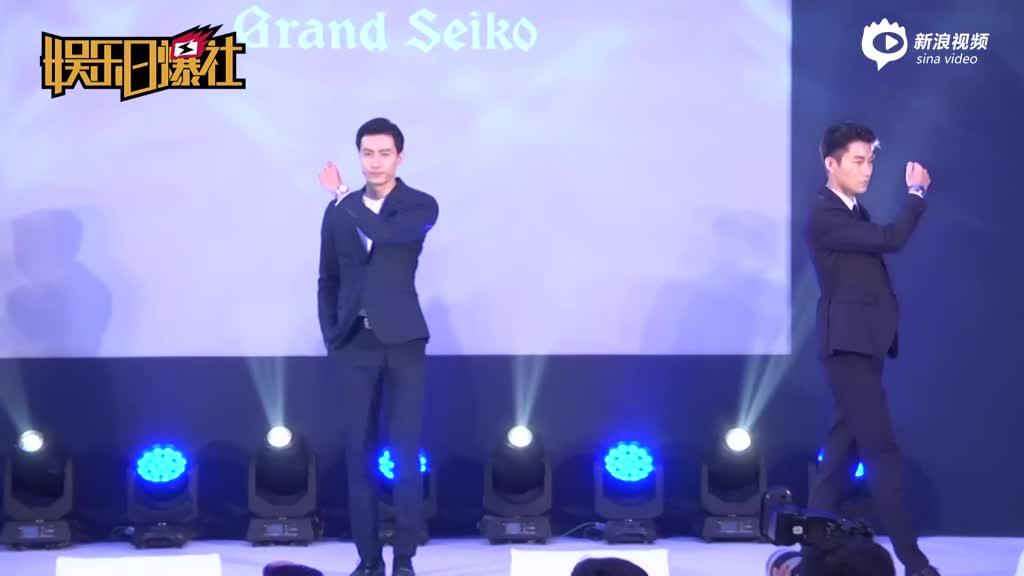 视频:黄子佼吐槽陈金锋是大叔发挥金钟奖主持功力