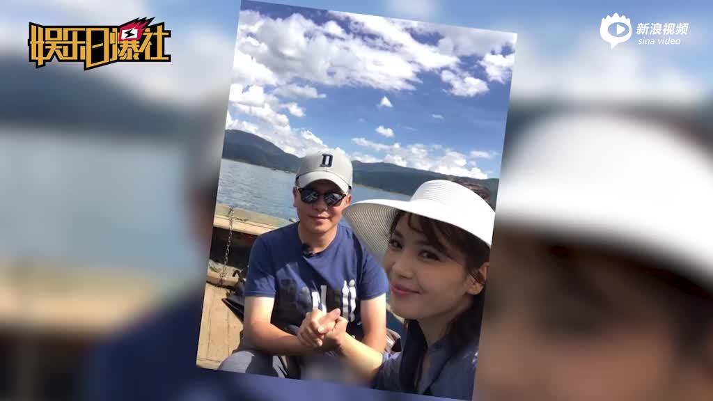 视频:一年拍18部戏帮还债!刘涛牵手老公庆十年婚姻
