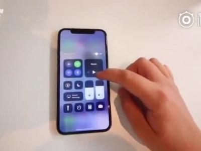 苹果员工女儿泄露iPhone X