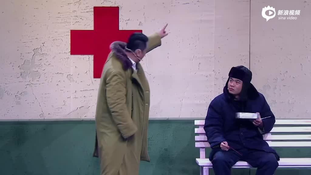 视频:《喜剧总动员》郭涛陪老婆医院生娃