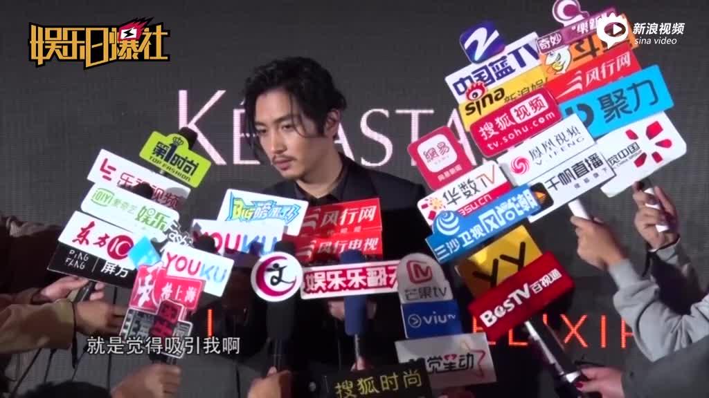 视频:陈晓直言想演杜明礼赞俞灏明对角色很用心